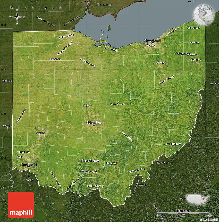 Satellite Map of Ohio, darken on airports of ohio, aerial maps ohio, digital map of ohio, detailed map of cleveland ohio, google map of ohio, road map of ohio, map of the ohio, topographical map of ohio, weather of ohio, large maps of ohio, seismic map of ohio, coordinates of ohio, map of downtown columbus ohio, pdf map of ohio, united states of ohio, village of ohio, physical map of ohio, aerial view of belle valley ohio, northfield center ohio, elevation of ohio,