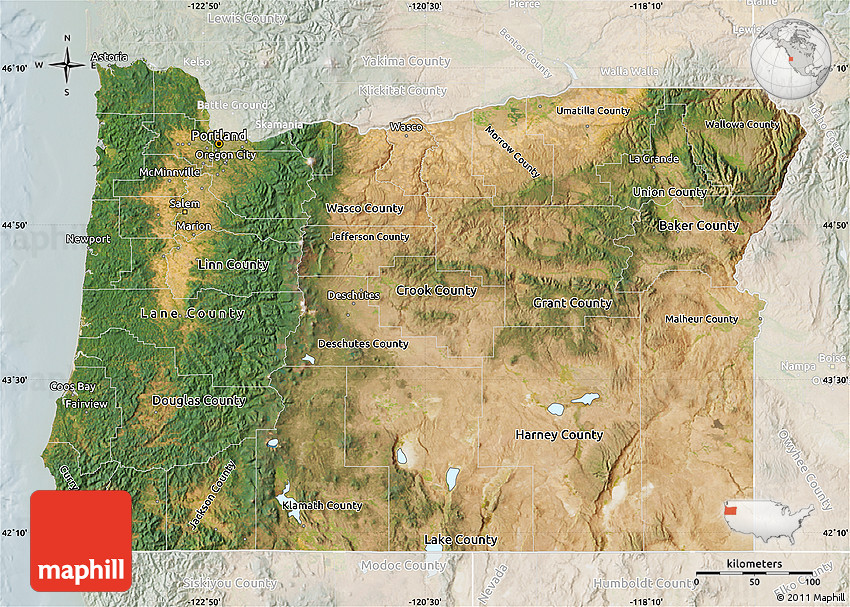 Satellite Map of Oregon, lighten on satellite view of usa, islands around the united states, blank map of 50 united states, northern border of the united states, aerial view of the united states, blank map of the united states, s america united states, sat map of the united states, google united states, road map of united states, maps satellite view united states, intellicast infrared satellite united states, navigable waters of the united states, today's weather map of the united states, satellite imagery united states,