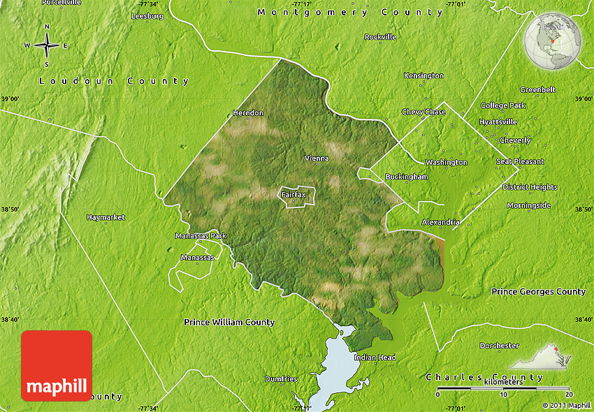 Satellite Map of Fairfax County, physical outside on hotels of virginia, google map of virginia, elevation of virginia, physiographic provinces of virginia, cd map of virginia, online map of virginia, detailed map of virginia, historical maps of virginia, restaurants of virginia, us maps of virginia, topographical map of virginia, standard map of virginia, weather of virginia, lost towns of virginia, the map of virginia, hybrid map of virginia, solar map of virginia, interaction of virginia, satellite view of virginia beach, traffic map of virginia,