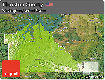 Free Physical Map of Thurston County, satellite outside on map of pickerington, map of steuben county, map of campbell, map of south eugene, map of burns park, map of stevens, map of urbana, map of canal winchester, map of deschutes, map of elmira area, map of yakima, map of pierce, map of ferry, map of thornville, map of seaholm, map of chelan, map of fairfield county, map of corning, map of mason, map of snohomish,