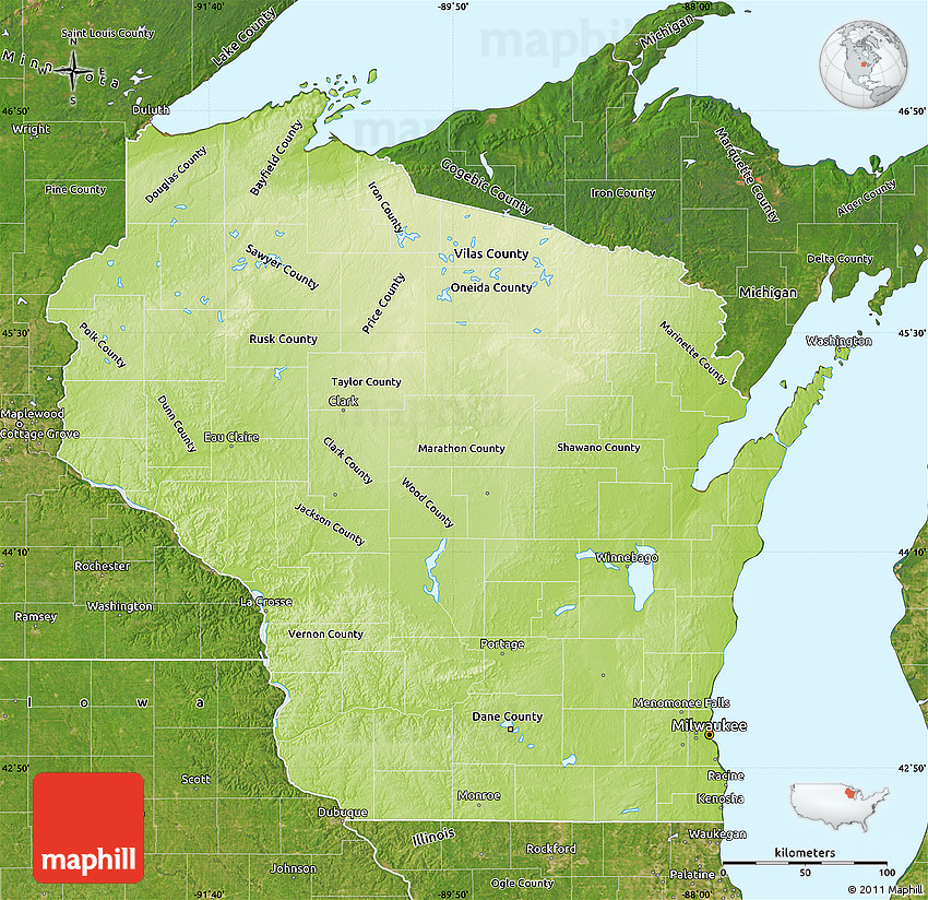 Physical Map of Wisconsin, satellite outside on elevation of wisconsin, road maps of wisconsin, physical maps of wisconsin, middleton wisconsin, satellite view, city map of wisconsin, printable maps of wisconsin, us maps of wisconsin, google maps of wisconsin, satellite world map, fifth grade maps of wisconsin, atlas of wisconsin, old maps of wisconsin, full page map of wisconsin, topographic maps of wisconsin, map of southeastern wisconsin, political of wisconsin, satellite map of earth,
