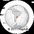 Outline Map of ARTIGAS