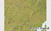 Satellite Map of CERRO LARGO