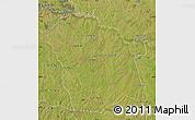 Satellite Map of FLORES