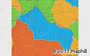 Political Map of RIVERA