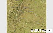 Satellite Map of RIVERA