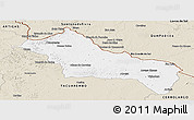 Classic Style Panoramic Map of RIVERA