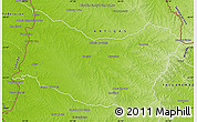 Physical Map of SALTO
