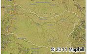 Satellite Map of SALTO