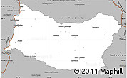 Gray Simple Map of SALTO