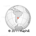 Outline Map of SORIANO