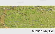 Satellite Panoramic Map of SORIANO
