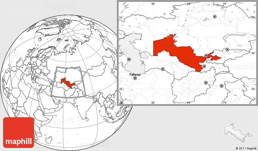 Blank location map of uzbekistan gumiabroncs Images