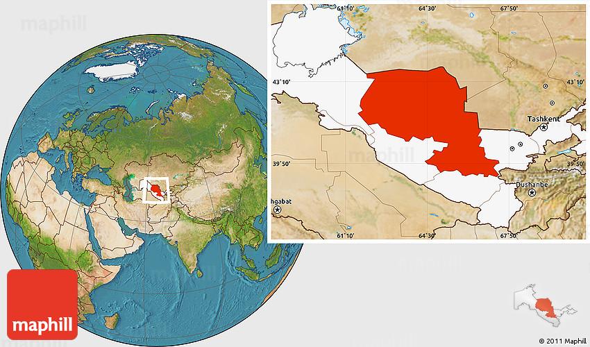 Satellite Location Map of Samarkand, highlighted country on damascus map, odessa map, baghdad map, timbuktu map, medina map, kashgar map, indus river map, herat map, singapore map, merv map, tashkent map, central asia map, karakorum map, silk road map, almaty map, oxus river map, urumqi map, uzbekistan map, seville map, rome map,