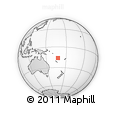 Outline Map of Malampa
