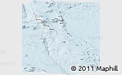 Classic Style Panoramic Map of Vanuatu