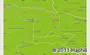 Physical Map of Autonomo Biruaca