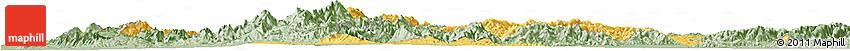 Savanna Style Horizon Map of Lara
