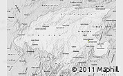 Silver Style Map of Lara