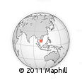 Outline Map of Cho Moi