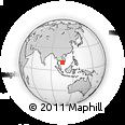 Outline Map of Long Xuyen