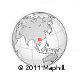 Outline Map of Bach Thong