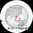 Outline Map of Pho Yen