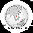 Outline Map of Hoai Nhon