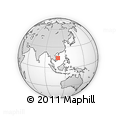 Outline Map of Phu My