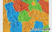 Political Map of Ngan Son