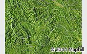 Satellite Map of Ngan Son