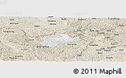 Classic Style Panoramic Map of Trung Khanh