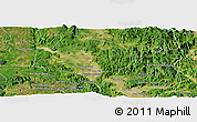 Satellite Panoramic Map of A Yun Pa