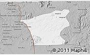 Gray 3D Map of Chu Prong
