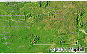 Satellite 3D Map of Chu Prong