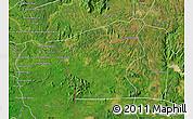 Satellite Map of Chu Prong