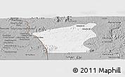 Gray Panoramic Map of Chu Prong
