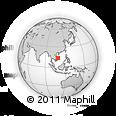 Outline Map of Kon Chro