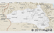 Classic Style Panoramic Map of Gia Lai
