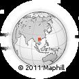 Outline Map of Ha Bac