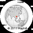Outline Map of Vi Xuyen