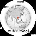 Outline Map of Tien Lang
