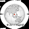 Outline Map of Khanh Hoa