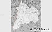 Gray Map of Kon Tum