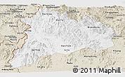 Classic Style Panoramic Map of Kon Tum