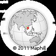 Outline Map of Sa Thay