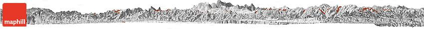 Gray Horizon Map of Dien Bien