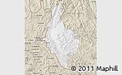 Classic Style Map of Dien Bien