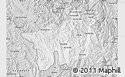 Silver Style Map of Muong Lay