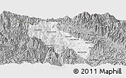 Gray Panoramic Map of Sin Ho